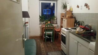 My lovely Hamburg apartment