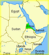 Tigragna is only spoken in Eritrea and parts of Ethiopia.