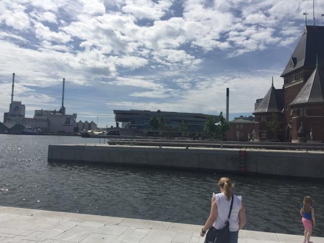Aarhus Harbor